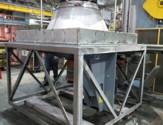 Custom Designed High Temperature Fans