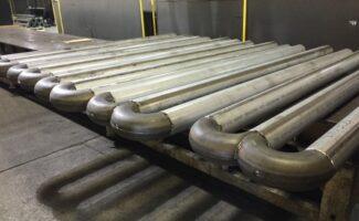 Radiant Tube Facbrication