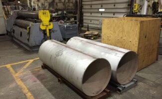 Custom Metal Roll Forming