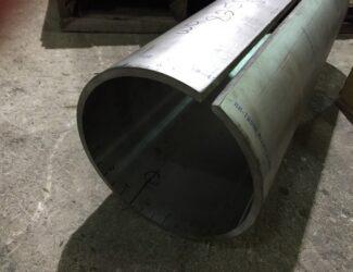 Fabricate Metal Roll